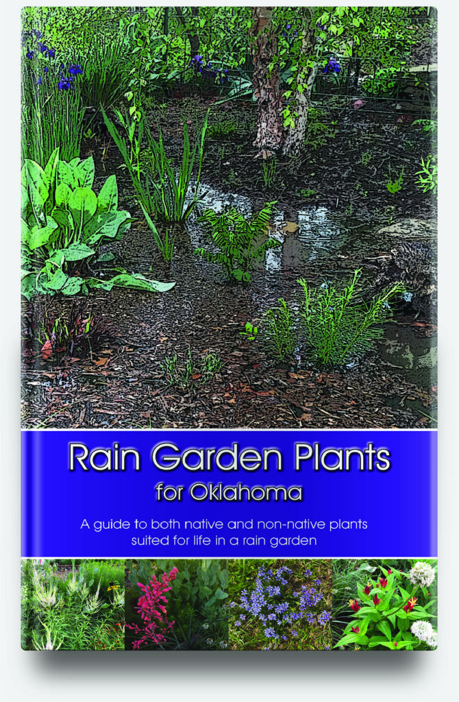 The cover of Rain Garden Plants for Oklahoma